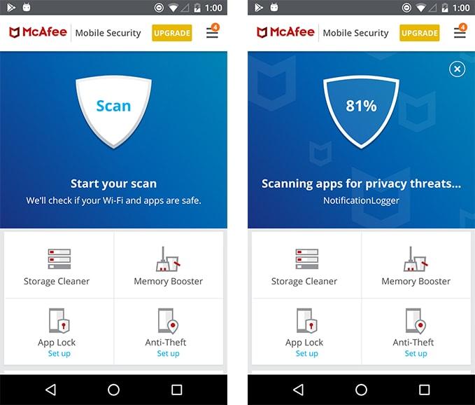 Los 12 mejores antivirus para Android