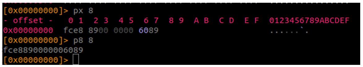 Shellcode x32